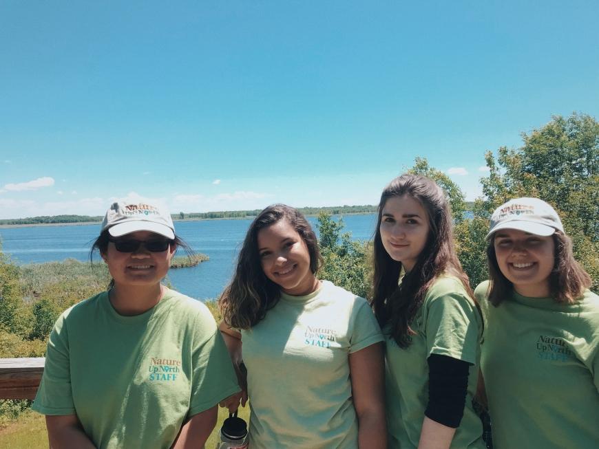 Summer 2019 Naturalist Interns