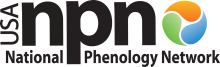 USA National Phenology Network logo