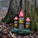 Fairy house at the Nicandri Nature Center