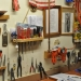 Bill (Dick) Hollis' tools